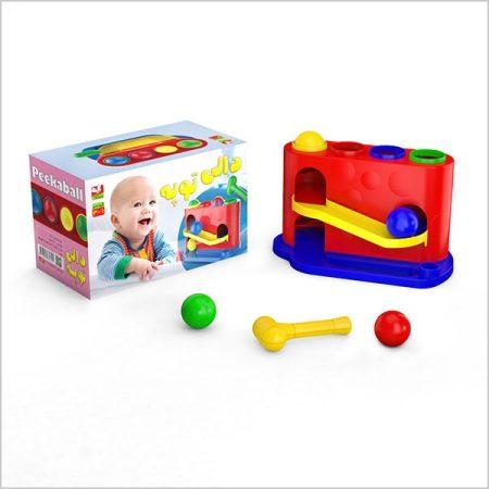 بازی فکری برای کودکان 2 ساله