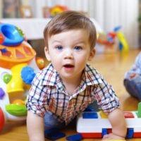 اسباب بازی برای کودک 2 ساله