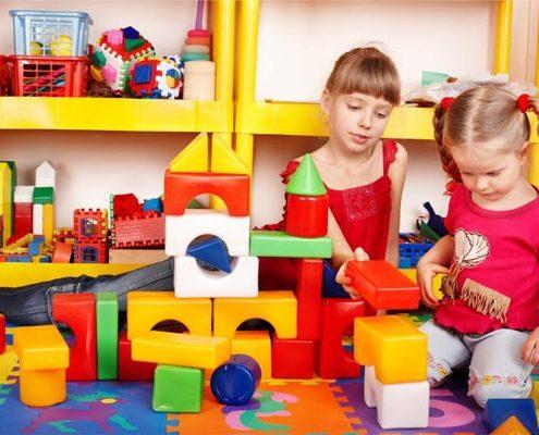 اسباب بازی آموزشی کودکان