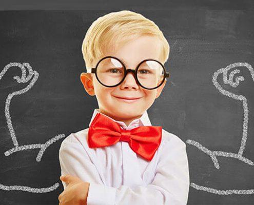 بازی برای بالا بردن اعتماد به نفس کودکان