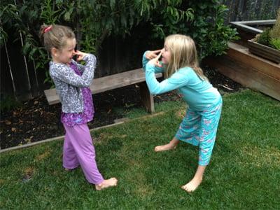 بازی های گروهی کودکان پیش دبستانی