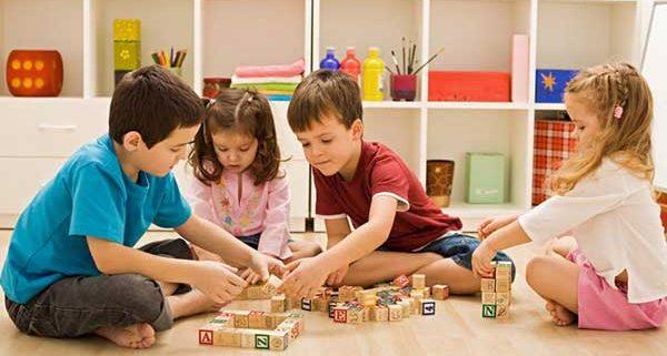 بازیهای خانگی برای کودکان
