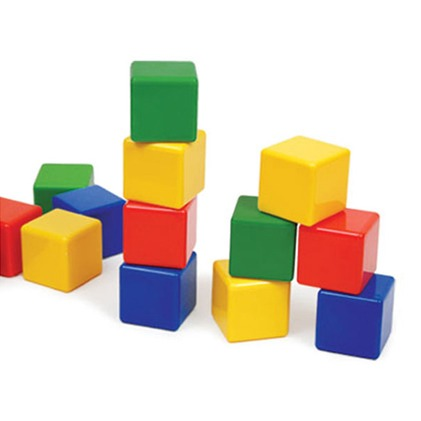 مکعب های رنگی بازی