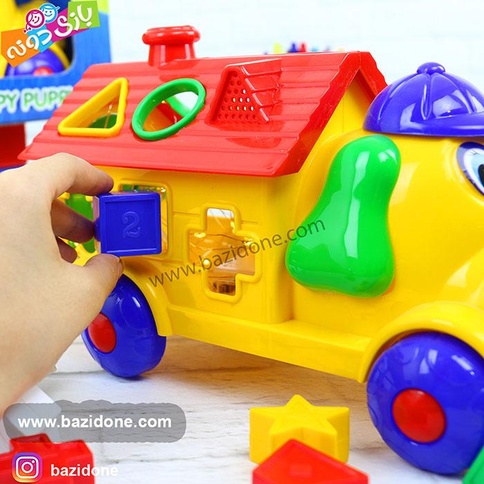 ماشین اشکال هندسی
