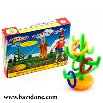خرید بازی پرتاب حلقه کاکتوس