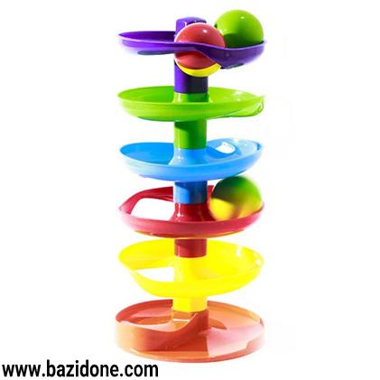 بازی برج توپ