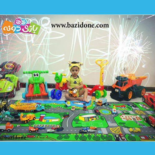 بازی برای کودک دو ساله