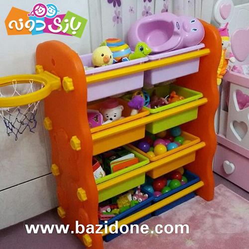 قفسه اسباب بازی اتاق کودک
