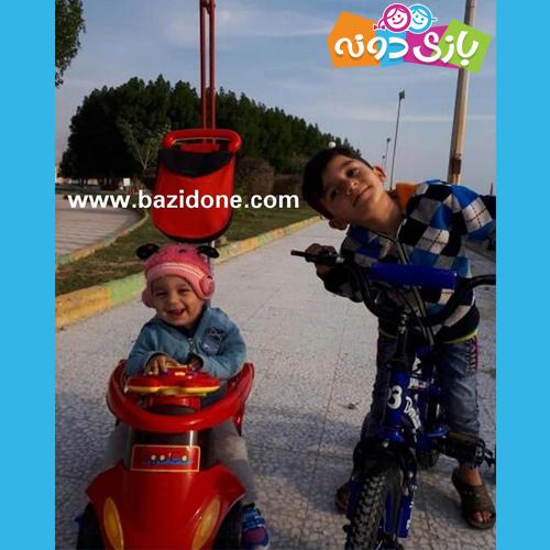 بازی ماشین سواری