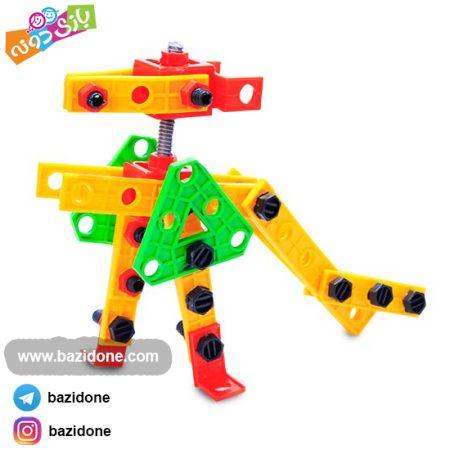 قیمت اسباب بازی هزار سازه