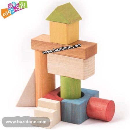 پازل چوبی بریکس