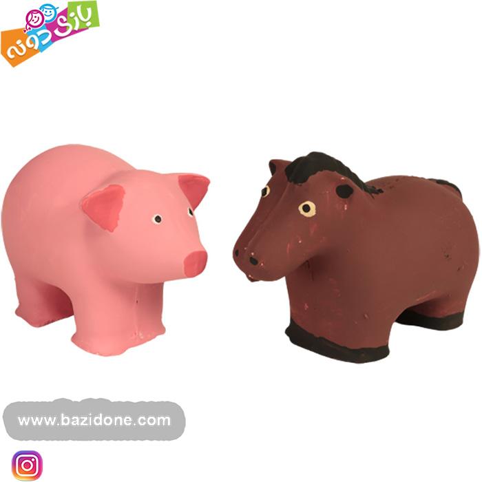 قیمت اسب و خوک